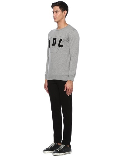 Junk De Luxe Sweatshirt Gri